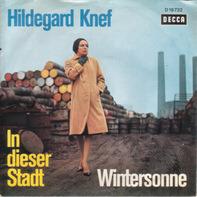 Hildegard Knef - In Dieser Stadt