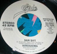 Hiroshima - San Say
