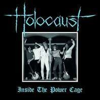 Holocaust - Inside The Power Cage (double Cyan Blue Vinyl+8