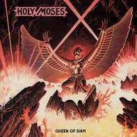 Holy Moses - Queen Of Siam (ltd.Gold Vinyl)