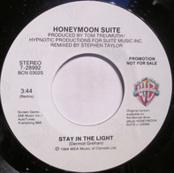 Honeymoon Suite - Stay In The Light