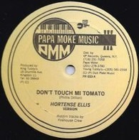 Hortense Ellis , Monkey Hill Crew - Don't Touch Mi Tomato
