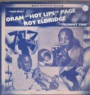 "Hot Lips Page & Roy Eldridge - ""1940-1946"" - ""Trumpet Time"""