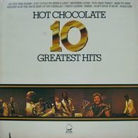 Hot Chocolate - 10 Greatest Hits