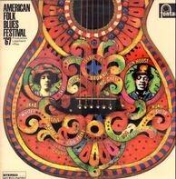 Hound Dog Taylor, Bukka White a.o. - American Folk Blues Festival '67