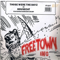 Housecat, Felix Da Housecat - Those Were The Dayz