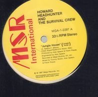Howard Headhunter And The Survival Crew - Jungle House