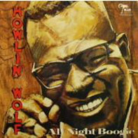 Howlin' Wolf - All Night Boogie