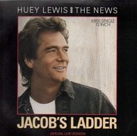 Huey Lewis & The News - Jacob's Ladder