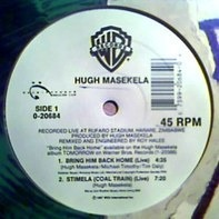Hugh Masekela - Bring Him Back Home / Stimela (Coal Train)