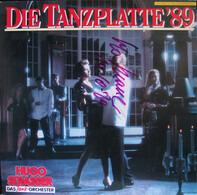 Hugo Strasser Und Sein Tanzorchester - Die Tanzplatte '89