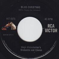 Hugo Winterhalter - Blue Christmas / White Christmas