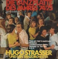 Hugo Strasser - Die Tanzplatte des Jahres 74/75