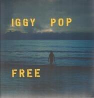 Iggy Pop - Free (vinyl)