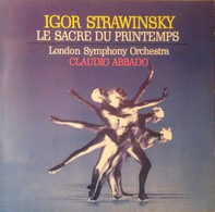 Igor Stravinsky , The London Symphony Orchestra , Claudio Abbado - le sacre du printemps