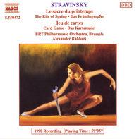 Alexander Rahbari - Igor Stravinsky: Le Sacre Du Printemps • Jeu De Cartes
