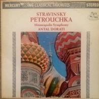 Stravinsky/ E. Ansermet, L'orchstre de la Suisse  Romande - Petrushka