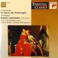 Igor Stravinsky / Sergei Prokofiev - Stravinsky: The Rite Of Spring / Prokofiev: Romeo And Juliet