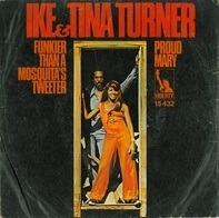 Ike & Tina Turner - Proud Mary / Funkier Than A Mosquita's Tweeter