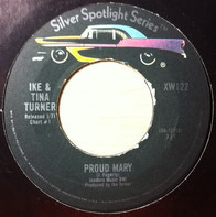 Ike & Tina Turner - Proud Mary / Tra La La La La