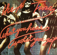 """Ike & Tina Turner - """"What You Hear Is What You Get"""" - Live At Carnegie Hall"""