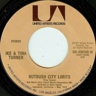 Ike & Tina Turner - Nutbush City Limits / Help Him
