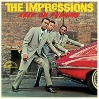 Impressions - Keep on Pushing