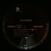 Ini Kamoze - Listen Me Tic