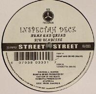 Inspectah Deck - Bump & Grind/Vendetta