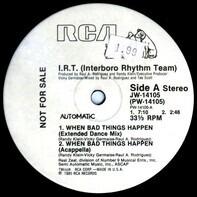 Interboro Rhythm Team - When Bad Things Happen