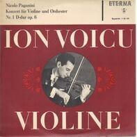 Paganini - Paganini-Konzert für Violine und Orch Nr.1 D-dur op.6