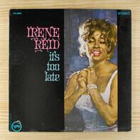 Irene Reid - It's Too Late
