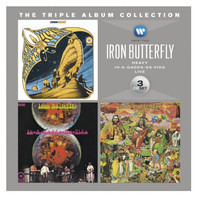 Iron Butterfly - The Triple Album Collection