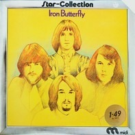 Iron Butterfly - Star-Collection