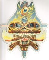 Iron Maiden - The Clairvoyant