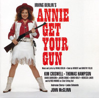 Irving Berlin - Kim Criswell , Thomas Hampson , The Ambrosian Singers , London Sinfonietta , John M - Annie get your gun