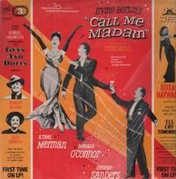 Irving Berlin, Ethel Merman, Donald o'Connor - Call Me Madam