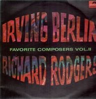 Irving Berlin, Richard Rodgers - Favourite Composers, Vol III