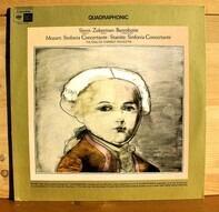 Isaac Stern · Pinchas Zukerman · Daniel Barenboim , English Chamber Orchestra - Wolfgang Amadeus Mo - Sinfonia Concertante / Sinfonia Concertante