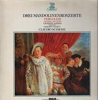 Pergolesi, Cecere, Guiliano - Drei Mandolinenkonzerte