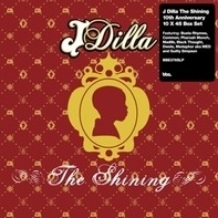J Dilla - The Shining (10x7inch Collection)