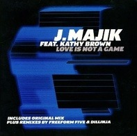 J Majik - Love Is Not A Game (Part 1)