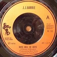 J. J. Barrie - Boys Will Be Boys