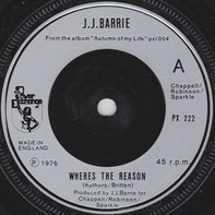 J. J. Barrie - Wheres The Reason