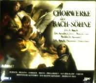 J.C.F. Bach / J.E. Bach - Chorwerke der Bach-Söhne
