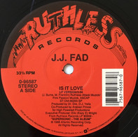 J.J. Fad - Is It Love / Ya Goin' Down / My Dope Intro