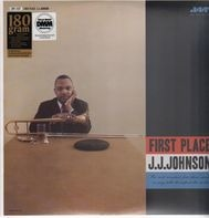J.J. Johnson - First Place