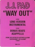 J.J. Fad - Way Out