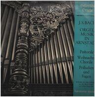 J.S. Bach - Wilhelm Krumbach - Orgelmusik in Arnstadt - I