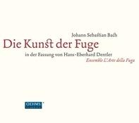 Johann Sebastian Bach - Ars Rediviva Ensemble , Milan Munclinger - Die Kunst der Fuge